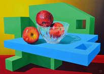 las tres manzanas