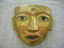 mascara de nuestros antepasados