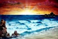 marina amanecer