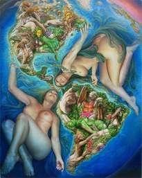 El Beso de los Oceanos