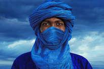 blue tuareg