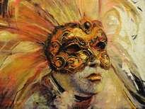 la mascara veneciana