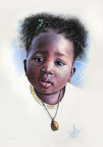 niño de áfrica 76