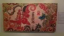 dios joven del maiz, mural de san bartolo, guatemala