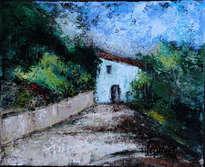 entrada masia tiana