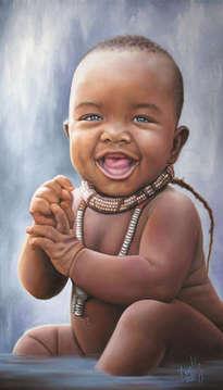 niño de áfrica 54
