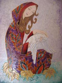 dama de la paz