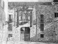 fachada de salamanca