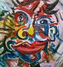 cara abstracta iv