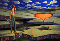 donde el deseo de amar no es perdido. ( enmarcado)