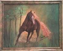 la elegancia del caballo