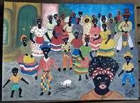 el candombe de los negros