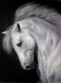 pintura de caballo 2