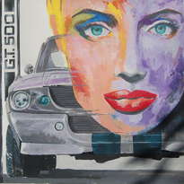 ford legends eleanor angelina jolie