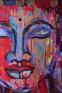 buddha feliz