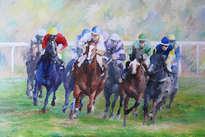 carrera de caballos 6