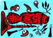 gaviao vermelho