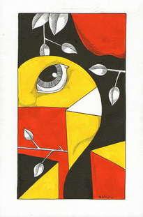 saban arte  -  hermanosaban - saban pinturas - guatemala - fe-liz