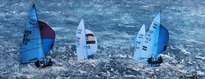 regata en la tempestad