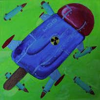 picolé nuclear