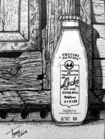 su leche de confianza