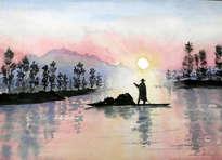 iztaccíhuatl y lago de chalco