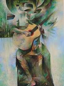 músico ancestral