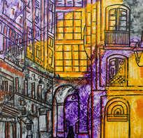 ciudad de color