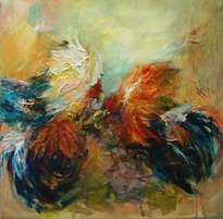 gallos/ rooster fight
