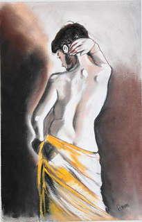 torso desnudo