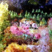 las casas rosas