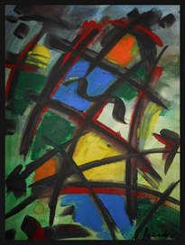 horizontes surcados por líneas y colores - horizons furrowed by lines and colors