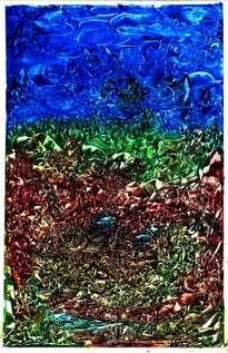 arte multidimensional por daniel pavon cuellar