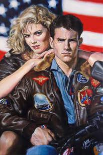 Top Gun, ídolos del aire