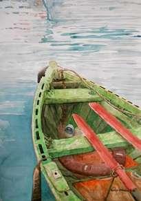 back up boat
