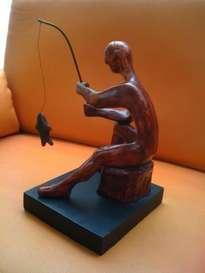 el pescador-manuel felguerez