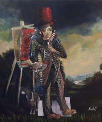 el artista / the artist