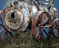 locomotora chilota