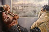 viaje en el tren