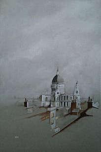catedral de san paul, londres, saint paul'scathedral, london,