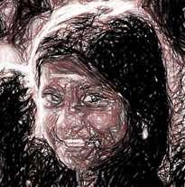 rostro niño de la calle 7