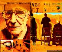 william s. burroughs, metafora viral y literatura conspirativa