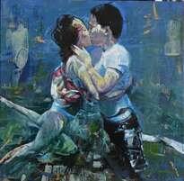 Un beso profundo