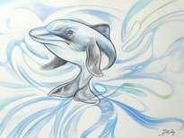 delfín azuk