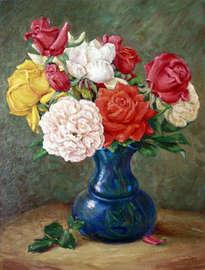 las rosas viejas