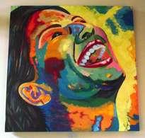 Resultado de imagen para alegria pintura