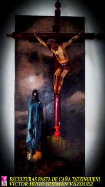 cristo de la tercera orden tatzingueni