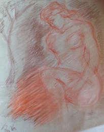 estudio desnudo /1981