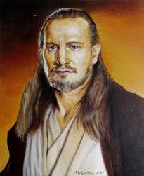 El maestro Qui-Gon Jinn