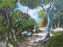 caminho da roça